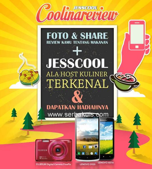 Kontes Culinareview Berhadiah Utama Lenovo S920