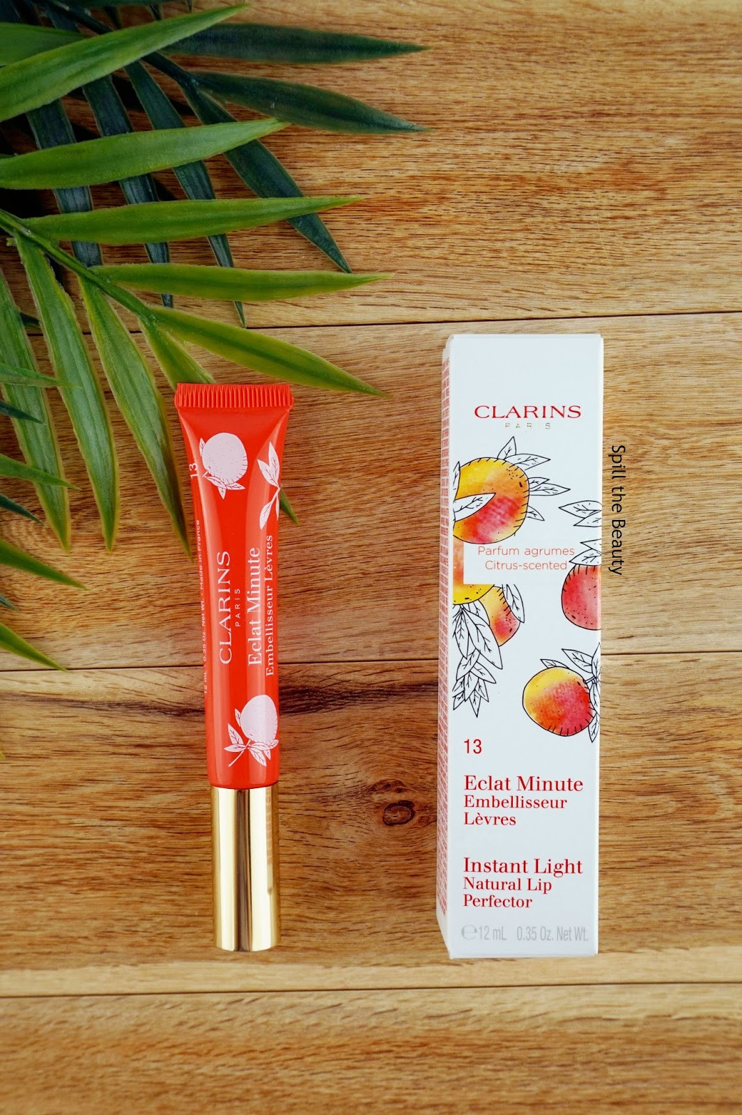 clarins limited edition summer 2017 makeup review swatches look pink grapefruit gloss