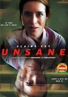 Unsane 2018 Movie 720p BluRay 900MB With Subtitle