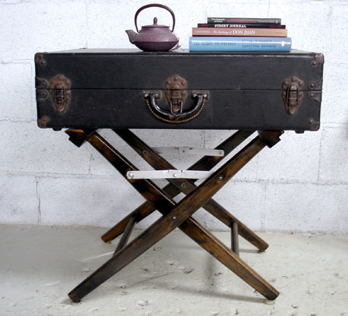 Upcycled Home Décor Giving New Life To Vintage Suitcases