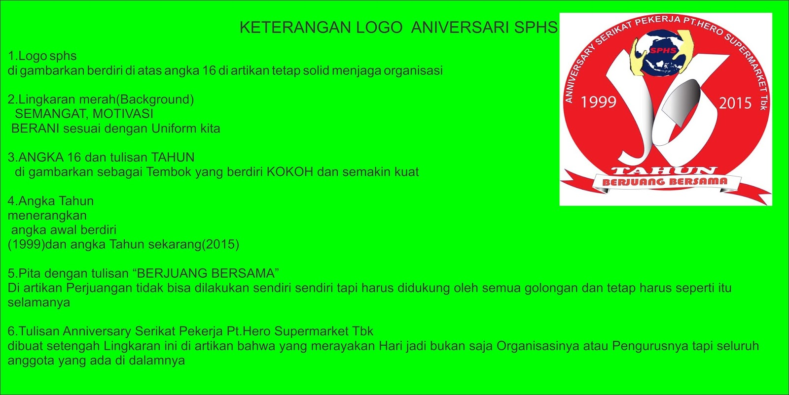 serikat pekerja pt hero supermarket tbk logo hut serikat