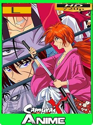 Samurai X (Rurouni Kenshi) [95/95] HD [720P] latino [GoogleDrive-Mega]dizonHD
