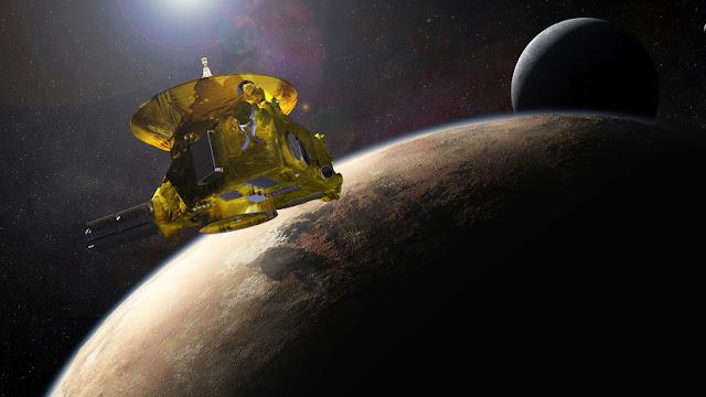 Descubren una sustancia en Plutón que podría indicar la presencia de un océano oculto