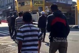 PTPN VIII Goalpara melaporkan kedelapan orang petani ke Polisi