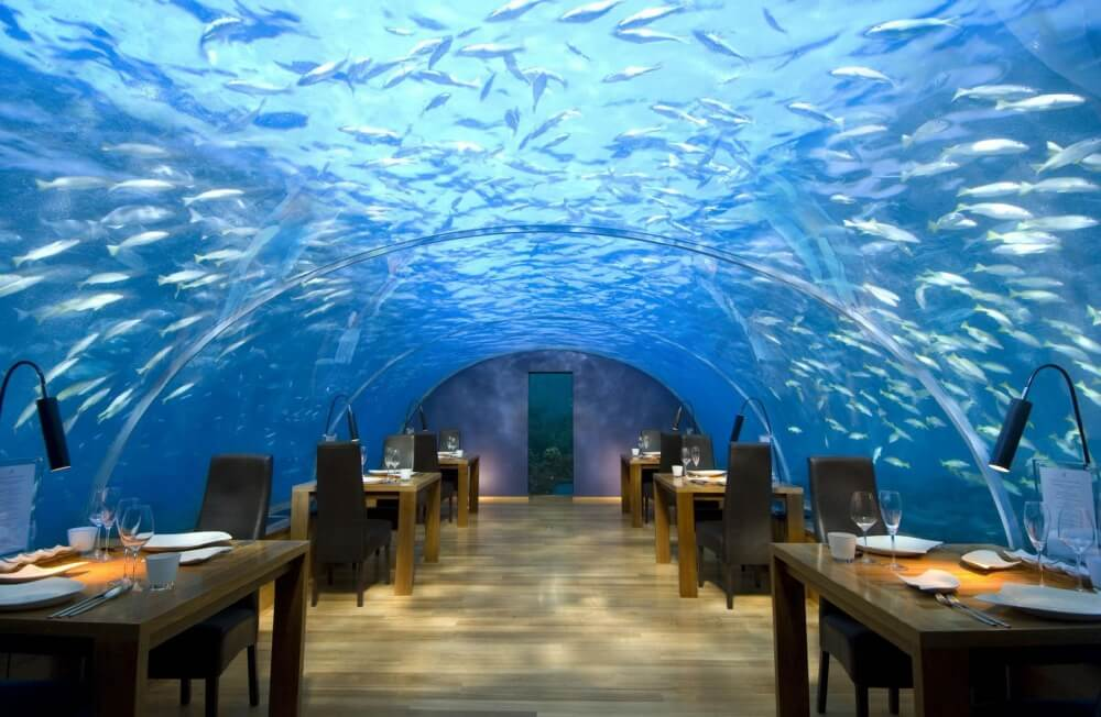 22 Stunning Hotels That Will Make You Want to Book Your Next Trip NOW! - Conrad Maldives, Rangali Island