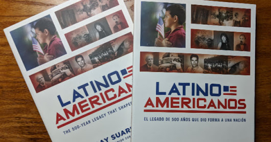 Latino Americans by Ray Suarez in English & Spanish