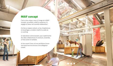 Espace MAIF Concept