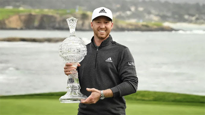 Daniel Berger Wins AT&T Pebble Beach Pro-Am