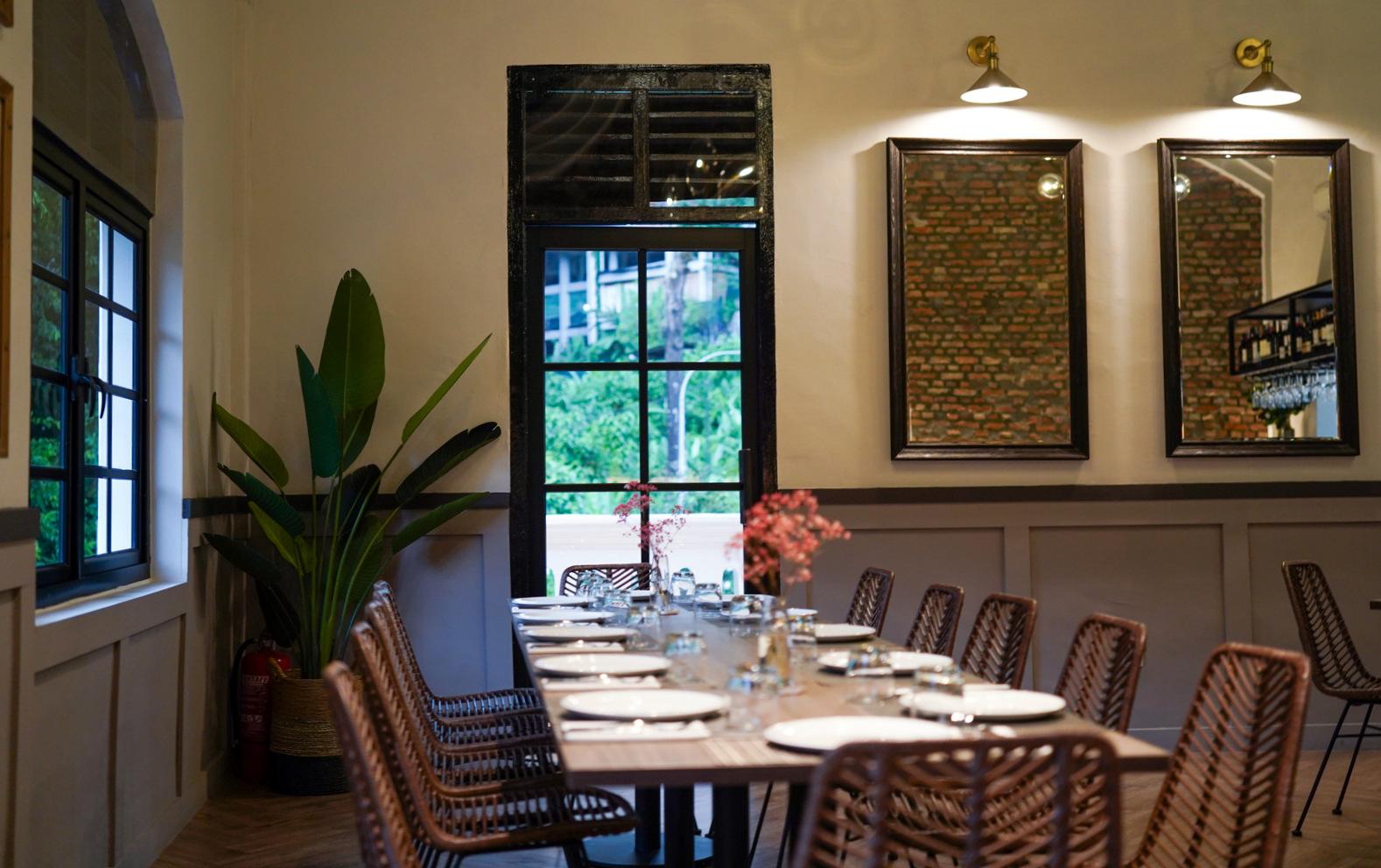 mari ristorante, lorong raja chulan