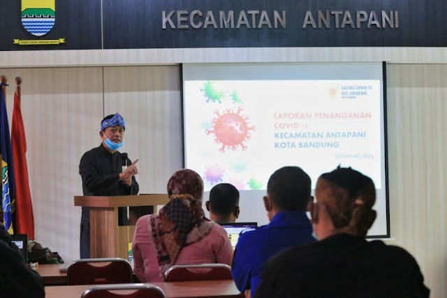 Sekdakot Bandung : Libur Imlek, Pengawasan Prokes Lebih Maksimal