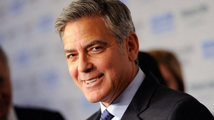 WoW ! George Clooney Digosipin Telah Meniduri 1.000 Penggemar Cantik Wanita
