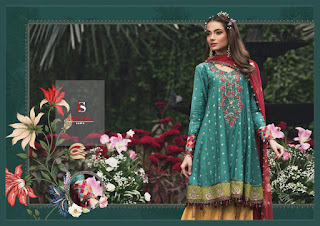 Deepsy Maria B Pakistani Suits 2020 Latest Collection