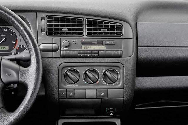 Volkswagen Golf Mk3 1991 - interior
