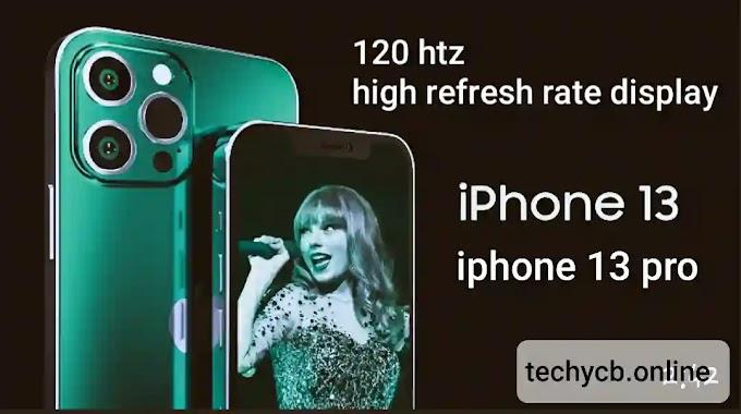 I phone 13 में हाई रिफ्रेश रेट वाला डिस्प्ले मिलेगा या नही? ऐप्पल ने क्या कहा जाने पूरी जानकारी।