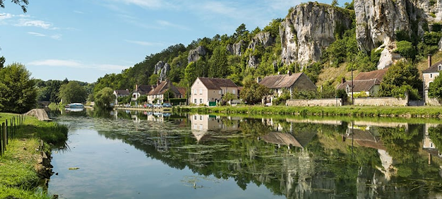 Most Beautiful Villages in Burgundy