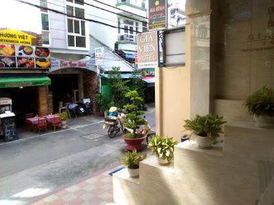 Gia Vien Hotel Ho Chi Minh  Vietnam