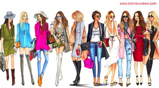 usaha fashion