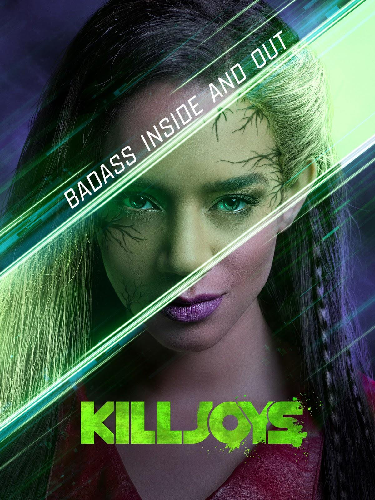 Killjoys 2018: Season 4 - Full (1/8)