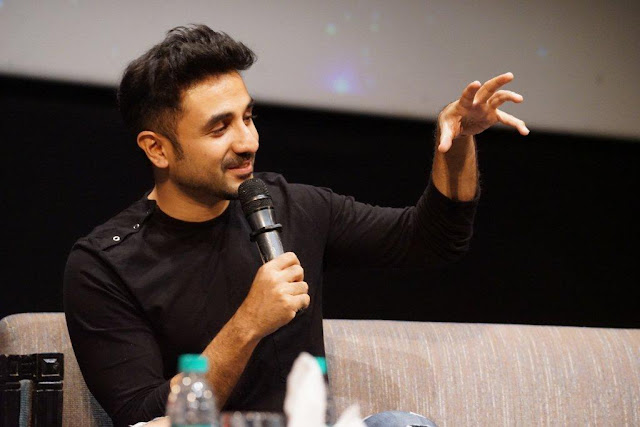Vir Das at WWI