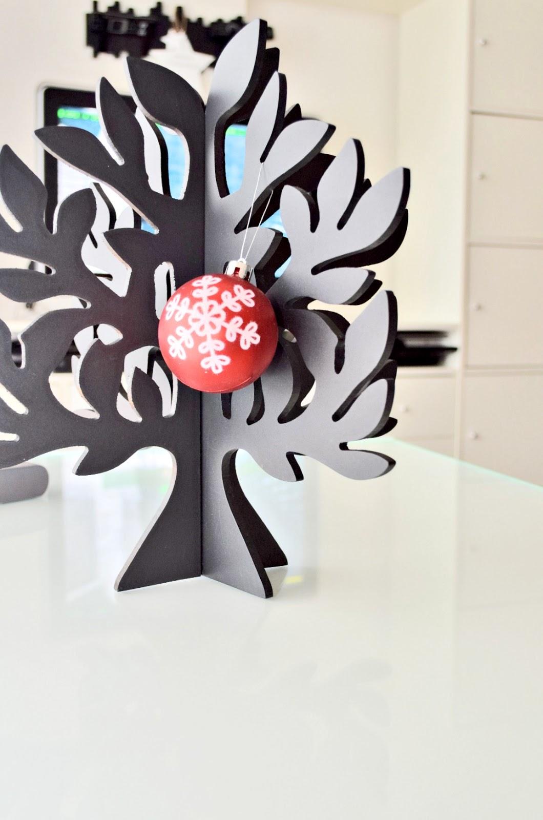 wensboom zwart