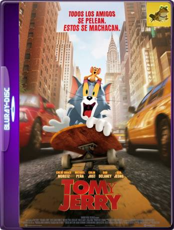 Tom y Jerry (2021) HMAX WEB-DL 1080p (60 FPS) Latino [GoogleDrive] Ivan092