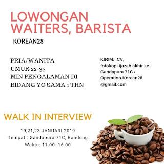 Karir Lowongan Kerja Korean28 Bandung Terbaru 2019