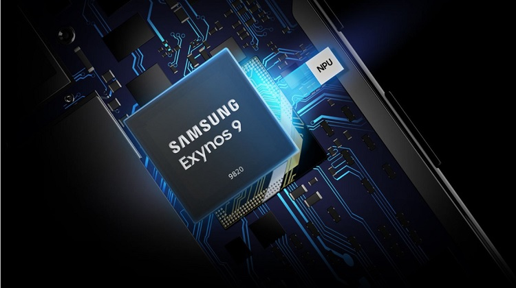 Samsung Outs Exynos 9820 8nm Processor