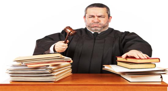 قضاه يملكون الجرأة بقلم المحامي ناصر رفاعي