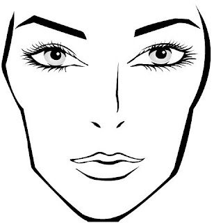 Makeup face chart,makeup artist face chart,makeup artist blank face chart, blank face chart,face chart,makeup books,contour face map,mac face charts,contour chart,makeup chart,makeup artist books,makeup practice sheets,contour face chart,face mapping,blank makeup face chart