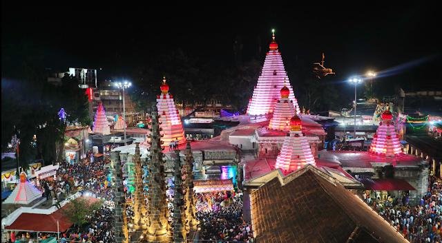 Mahalaxmi temple.