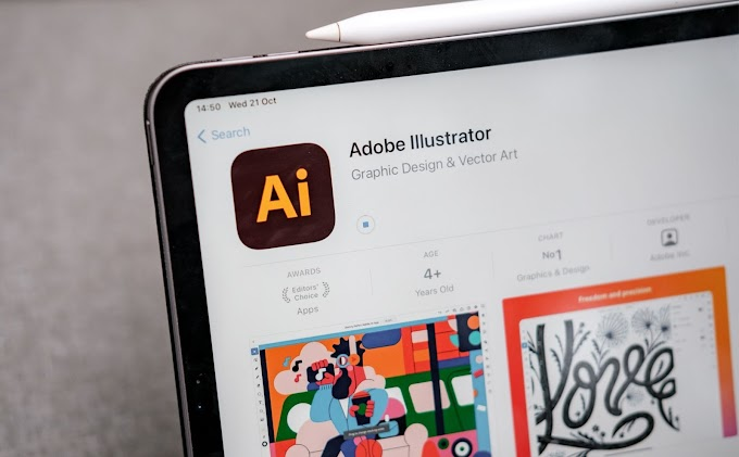 Adobe Illustrator for iPad is available