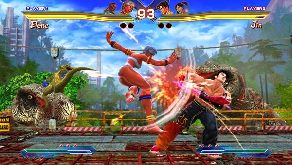 Street Fighter X Tekken Download