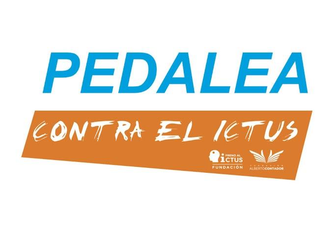Fundación Freno al Ictus y Fundación Alberto Contador promueven la 2ª Edición de 'Pedalea Contra el Ictus'