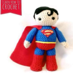 PATRON SUPERMAN AMIGURUMI 23644