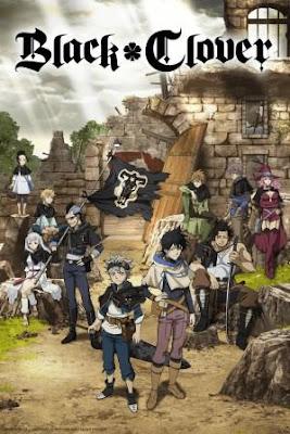 Black Clover, anime Black Clover, rekomendasi anime action