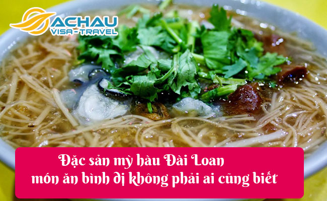 dac san my hau dai loan
