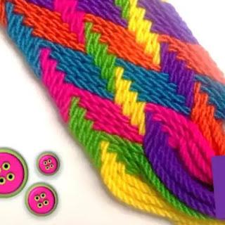 Tiranta 6 colores Wayuu
