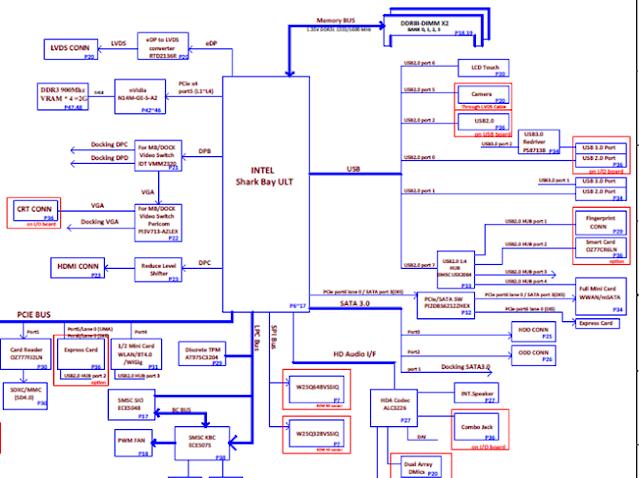 LA-9832P Rev 1.0 DELL E5440 Schematic