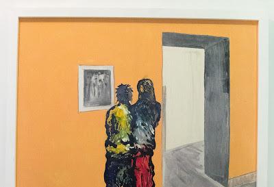 The gallery - 79 x 105cm
