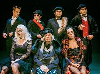 """Tango"" του Σλάβομιρ Μρόζεκ, σε σκηνοθεσία Νίκου Χατζηπαπά."