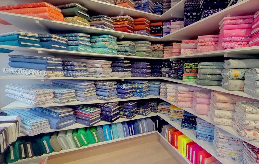 Fabric Stores in Vienna: Die Stoffecke