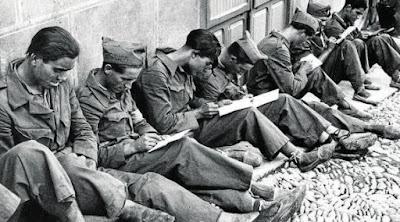 Presentación la Literatura de Posguerra