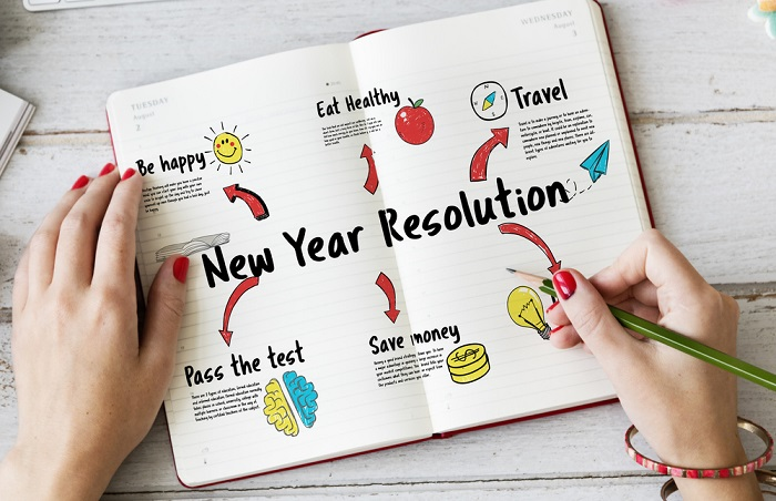 How To Accomplish Your New Year's Resolutions