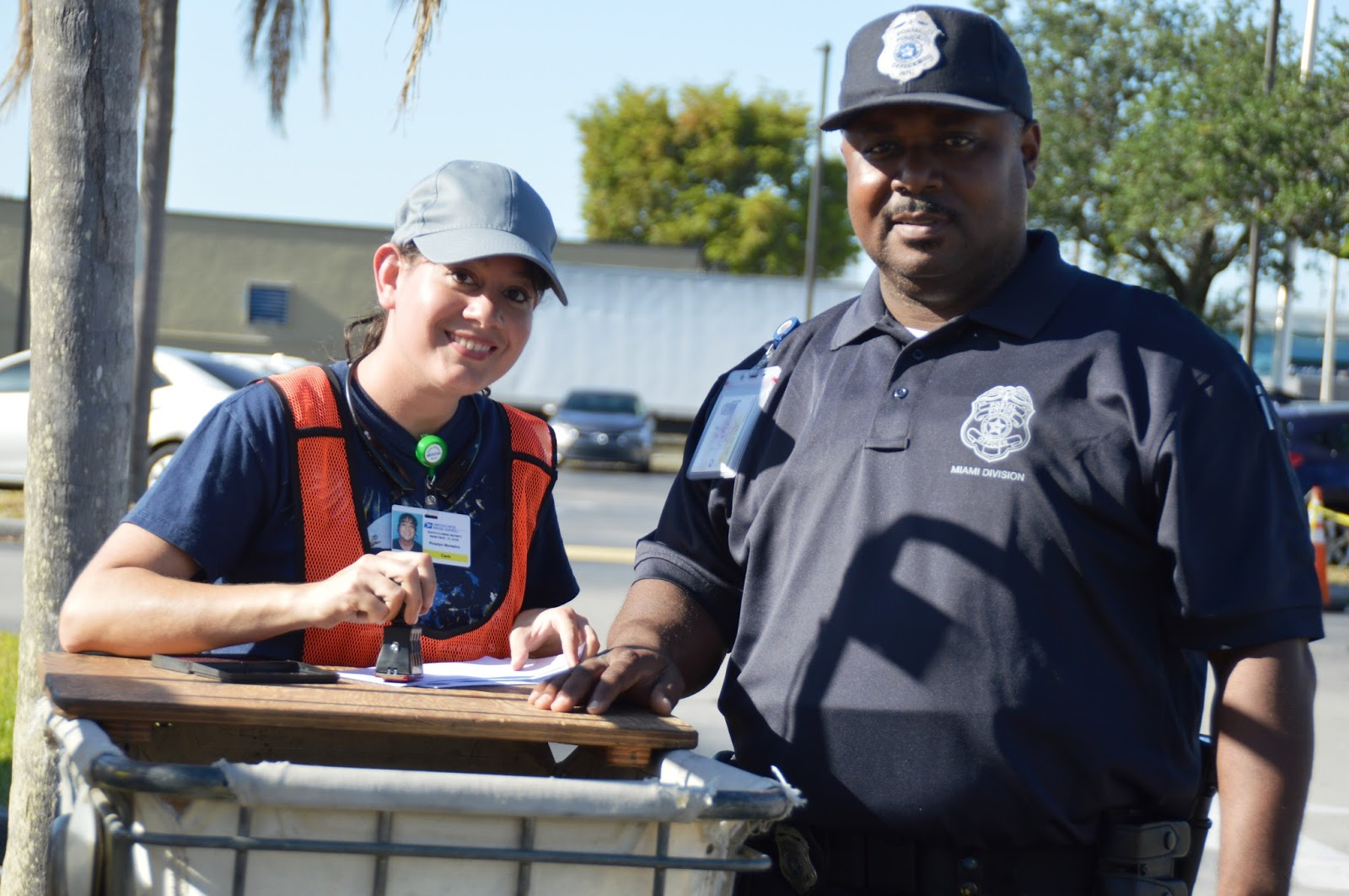 South Florida Postal Blog: Miami Employees Provide Tax Relief