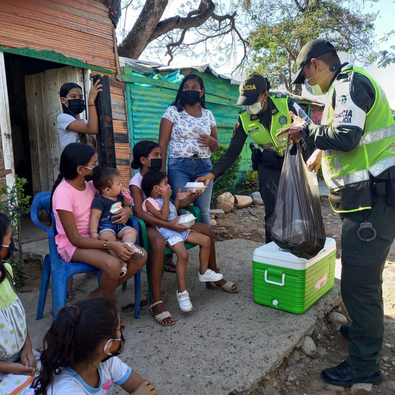 https://www.notasrosas.com/'Los Milagros' en Valledupar, concentraron la atención del Departamento de Policía Cesar