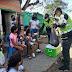 'Los Milagros' en Valledupar, concentraron la atención del Departamento de Policía Cesar