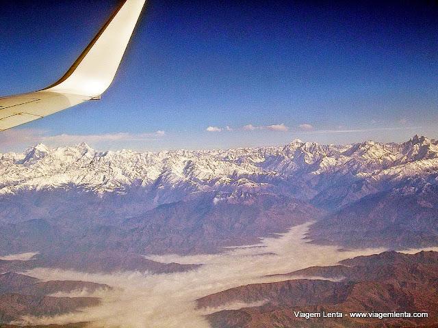 Himalaia: a maior cadeia de montanhas do mundo