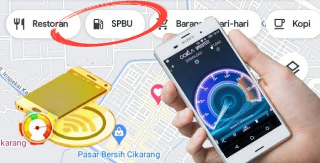 Driver Gosend Terbiasa Menggunakan Maps