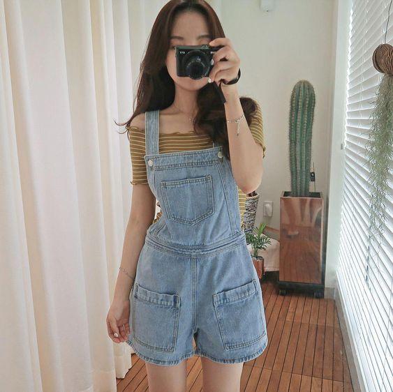 Os melhores looks tumblr com short jeans