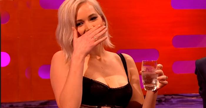 Jennifer Lawrence funniest moments